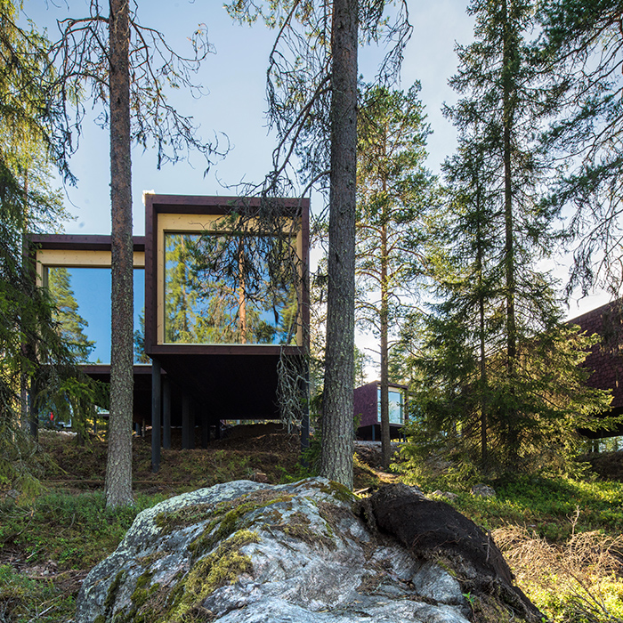 Arctic TreeHouse Hotel Suites