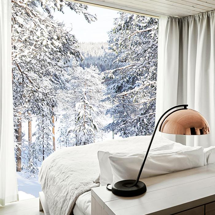 Arctic Treehouse Hotel Sviitti