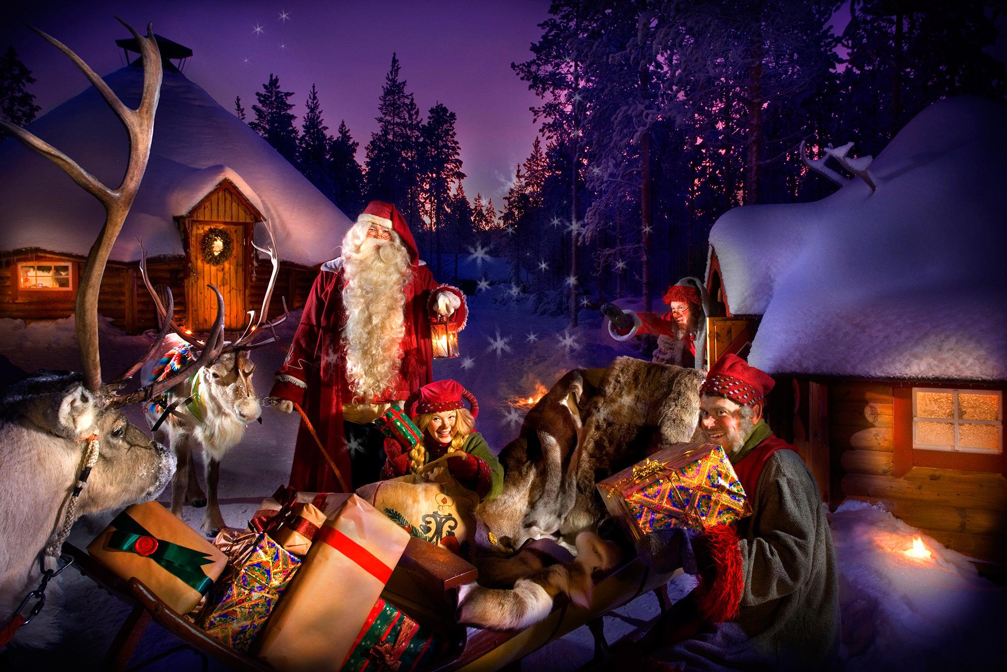 Joulukka Christmas Fairytale