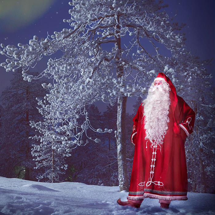 Joulukka Christmas Fairytale Private Meeting with Santa Claus