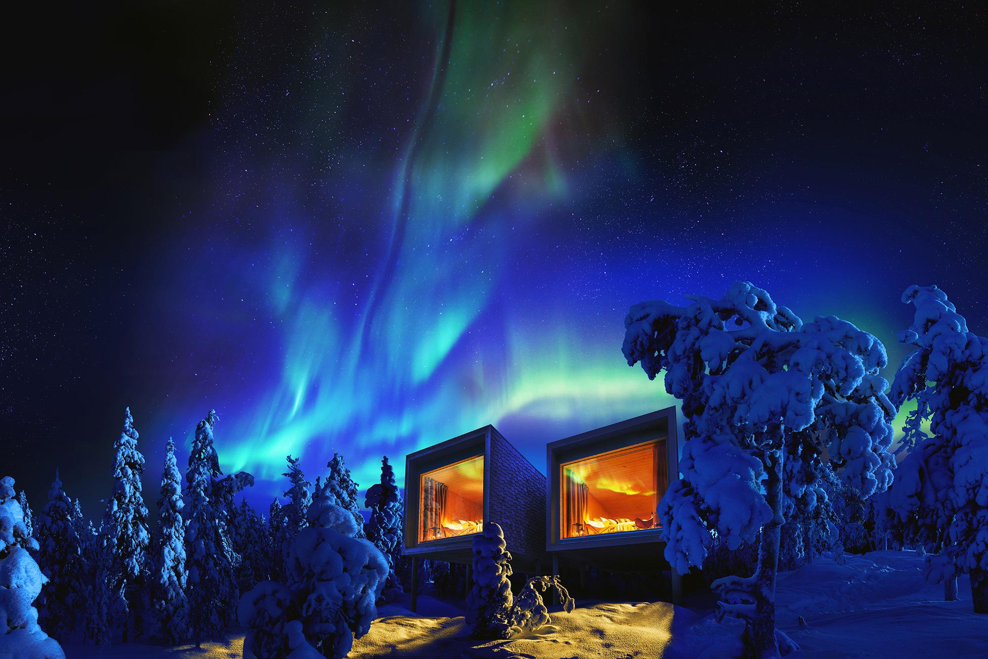 Arctic TreeHouse Hotel | Arctic Circle – Rovaniemi – Finland
